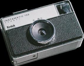 camera kodak vintage png