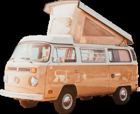camp car volkswagen