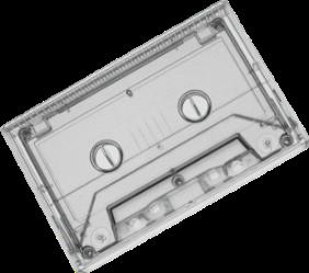 casette case png cutouts