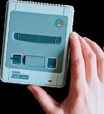 silhoutte device vintage