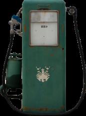fuel silhouette cutout