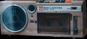 radio casette vintage pack