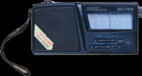 radio vintage png