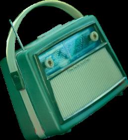 radio vintage pack