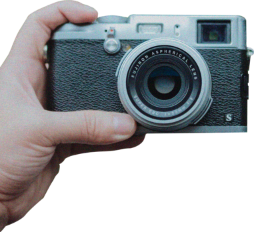 selfie vintage persons