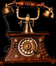 telephone vintage pack